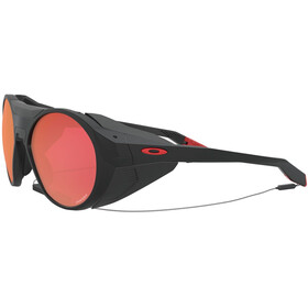 Oakley Clifden Sonnenbrille matte black/prizm snow torch